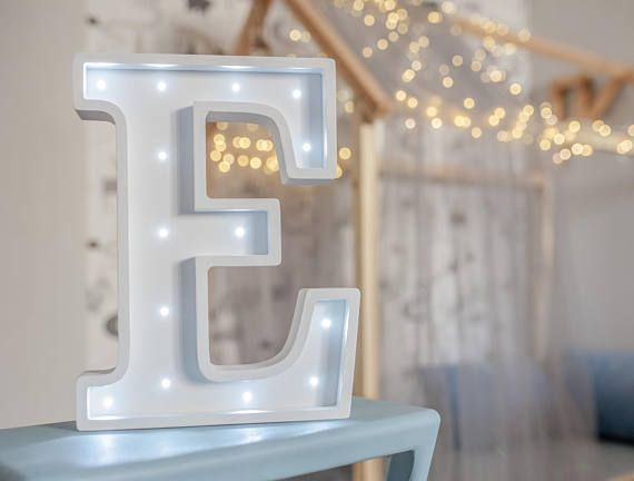 Alphabet Lights Marquee Letter E Letter Lights Battery Light Led Letter E Marquee Sign Night Light Bulbs Idei