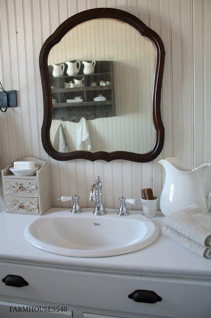 Best 25 Modern Farmhouse Powder Room Ideas On Pinterest