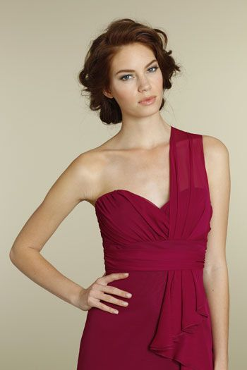Bridesmaids and Special Occasion Dresses by Jim Hjelm Occasions - Style jh5237