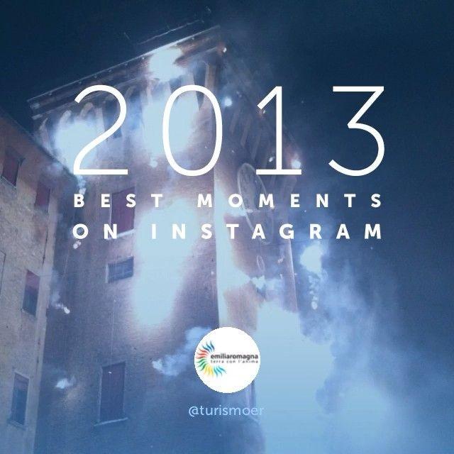 #memostatigram I nostri migliori momenti Instagram del 2013: tutto merito vostro!!! Grazie di cuore e Auguri a tutti! #PicOfTheDay #turismoer