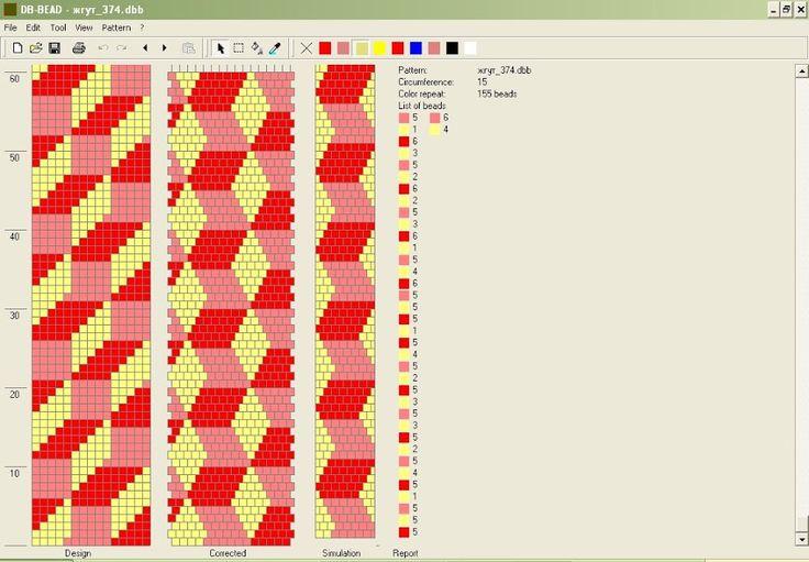 geometrie 15 perles
