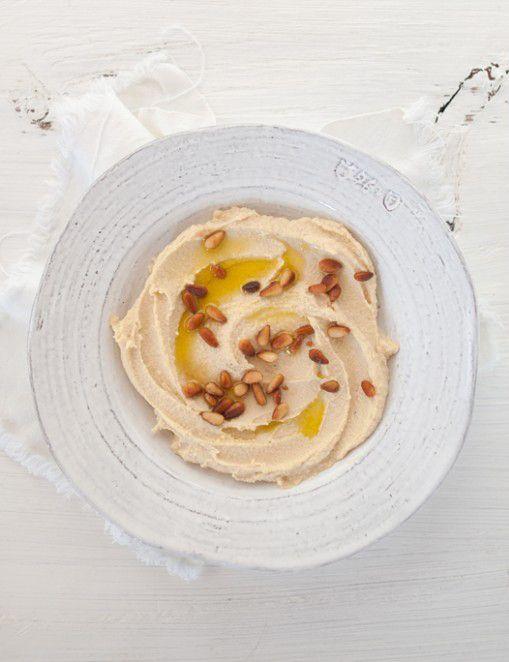 yotam ottolenghi & sami tamimi's basic hummus recipe