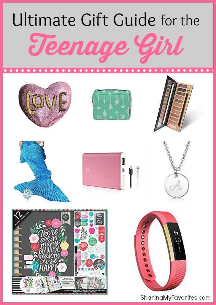 Ultimate Gift Guide For Teenage Girls Gift Ideas