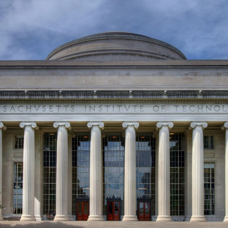 Maclaurin Buildings by William Welles Bosworth, Massachusetts Institute of Technology (MIT)