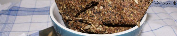 Basic raw cracker recipe   The Rawtarian