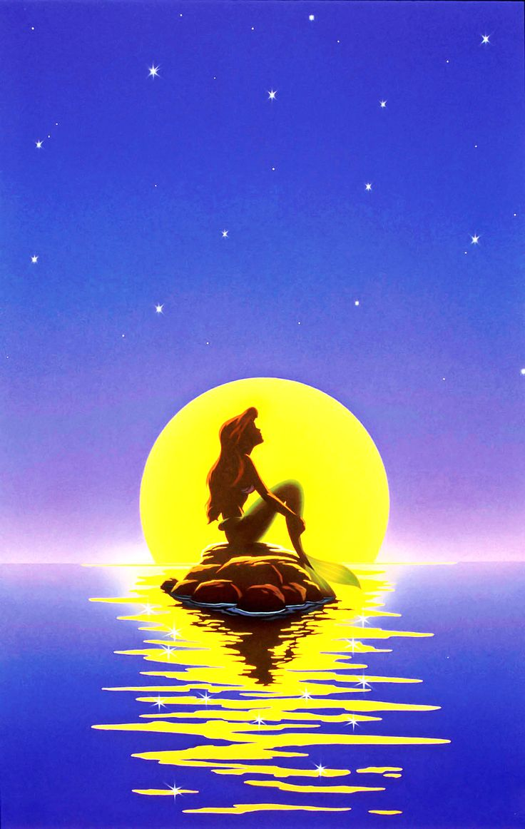 The little mermaid poster part of your world pinterest for The little mermaid fish