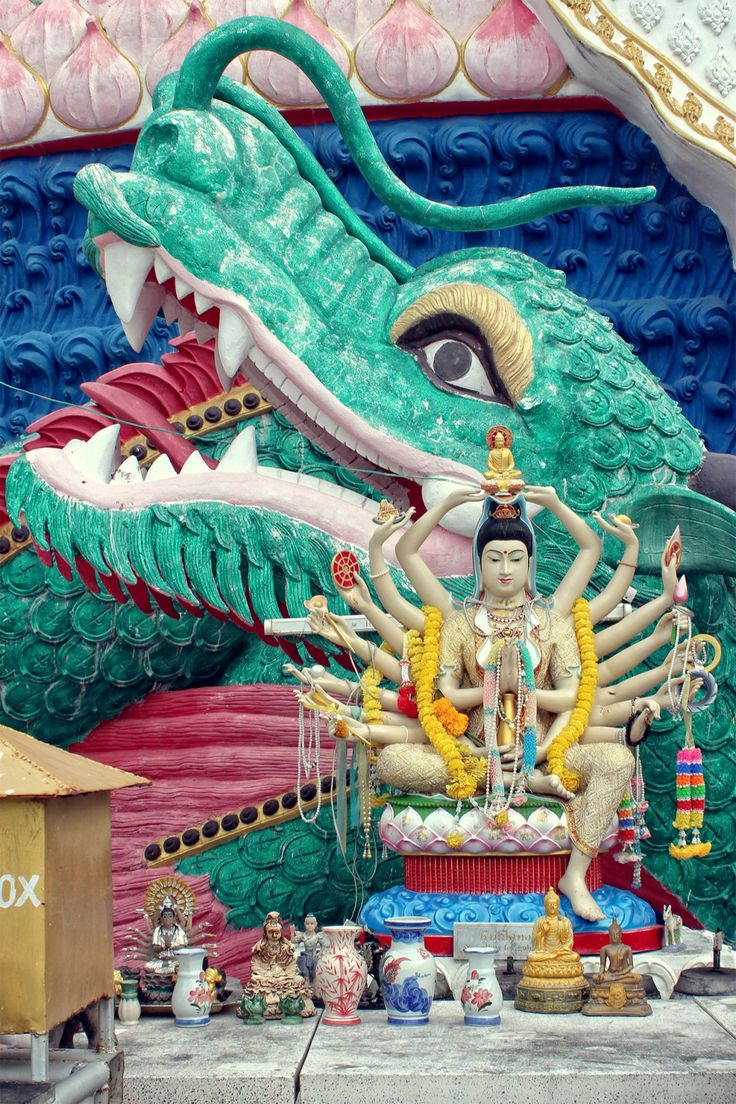 New blog post on Padawan and Ponderer (www.charnette.se): Wat Plai Laem
