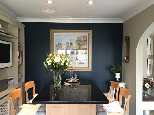 83 best colour images on pinterest - Farrow and ball hague blue ...