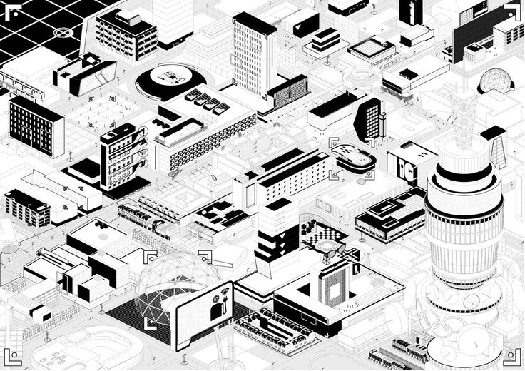 All sizes | Robert Venturi noted that the industrial age sparked a new way for designing space and that the iconography of the commercial and information age was doing the same. So what about the Digital Age? 'Augmented Reality City' is a re-imagined London, designed | Flickr - Photo Sharing!