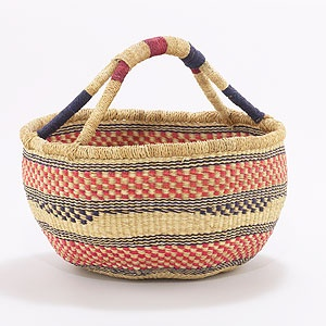 Yarn basket. You can get these in a variety of sizes at Reid's Orchard in Owensboro, Kentucky!!!
