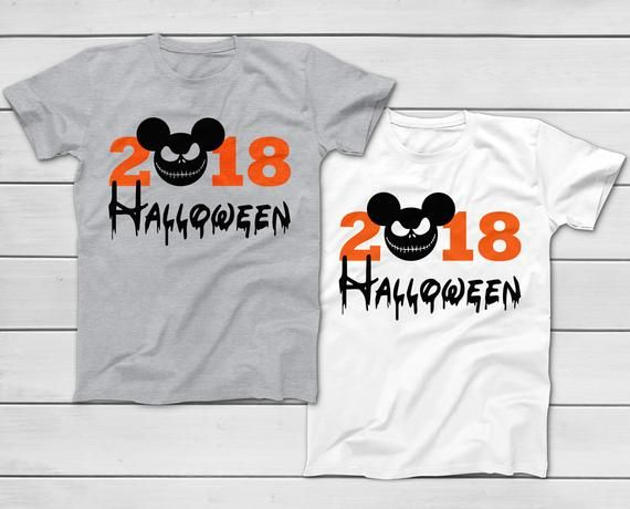 Halloween Shirt Ideas 2019.Halloween 2019 T Shirt For Mickey S Not So Scary Halloween