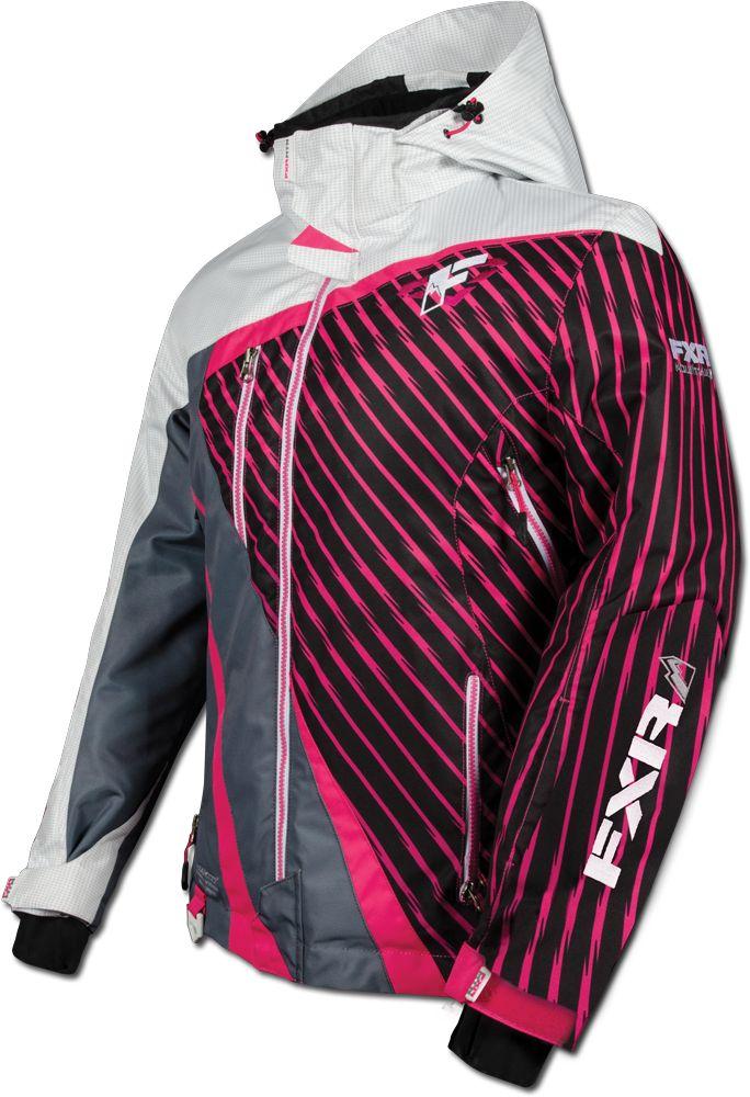 Womens snowmobile jackets