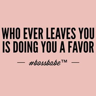 You may not see it now but you'll see it one day. Join the #Bossbabe Netwerk™ (Click The Link In Our Profile Now! )