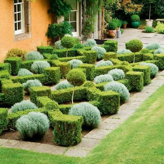 Formal Garden Design Idea: 1404 Best Images About Garden Space On Pinterest