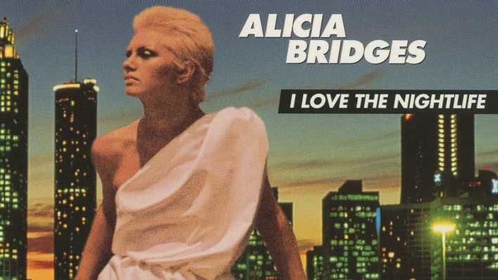 I Love The Nightlife - Alicia Bridges (Polydor) No. 32. (1978) Peter Kay's Car Share Series 1