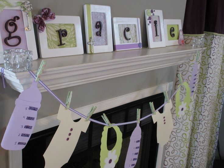 1000 Images About Baby Shower Green And Purple On Pinterest Frog Baby Show