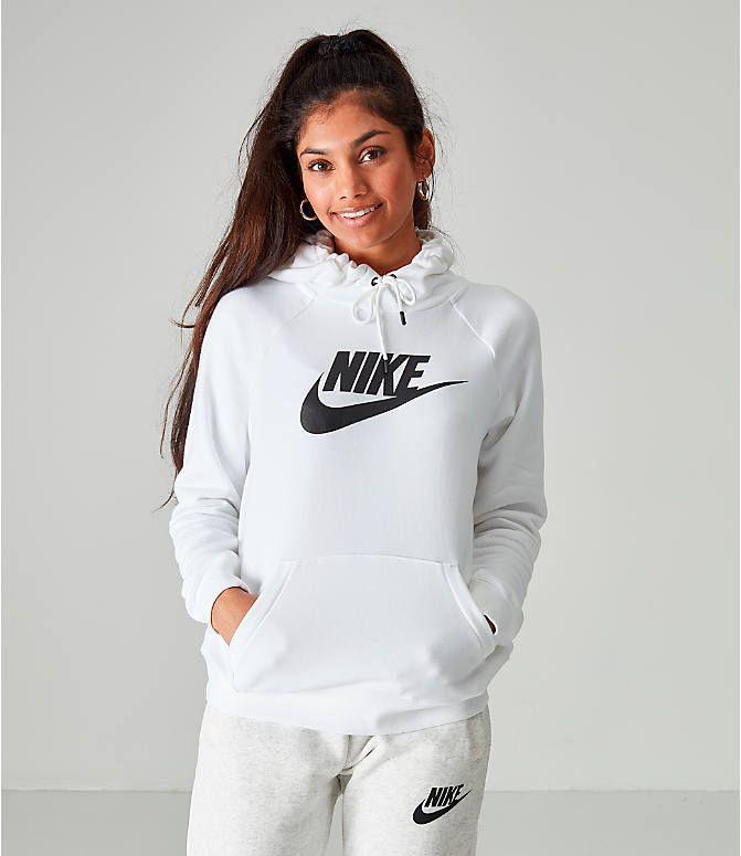 Sudadera con capucha Nike Sportswear Essential para mujer ...
