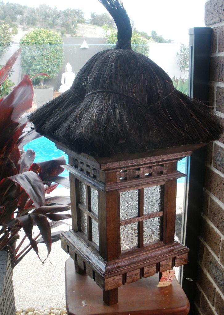 Balinese Garden Lantern - Love Mine