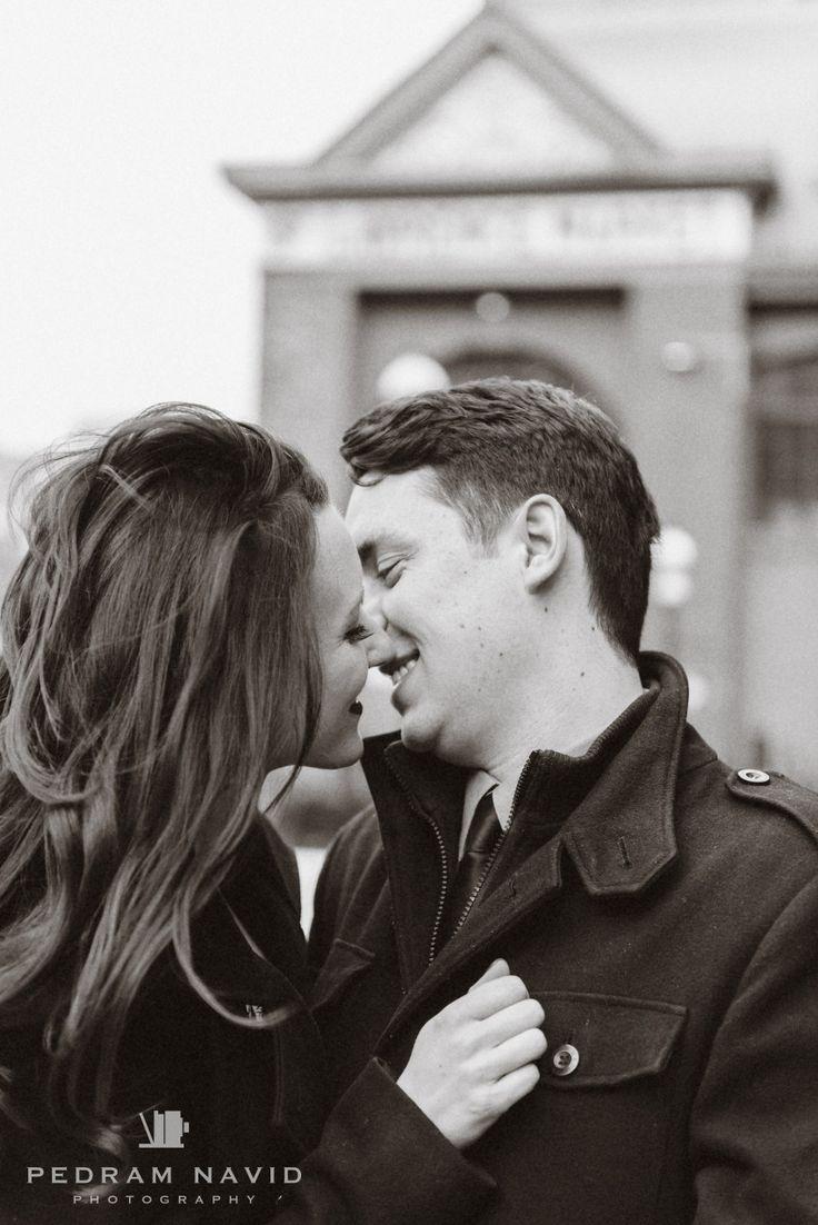 Laiken and Tyler – St Lawrence Market Engagement   Toronto Wedding Photographer Pedram Navid