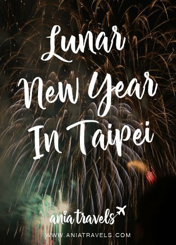 Celebrating Chinese New Year in a Chinese country has always been on my bucket list. Here are several things to do in Taipei during the Chinese New Year