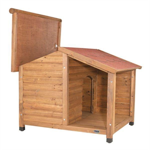 Rustic Dog House (M) #81952