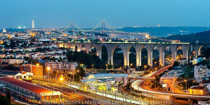 Portugal - Lisboa ©Nuno Antunes