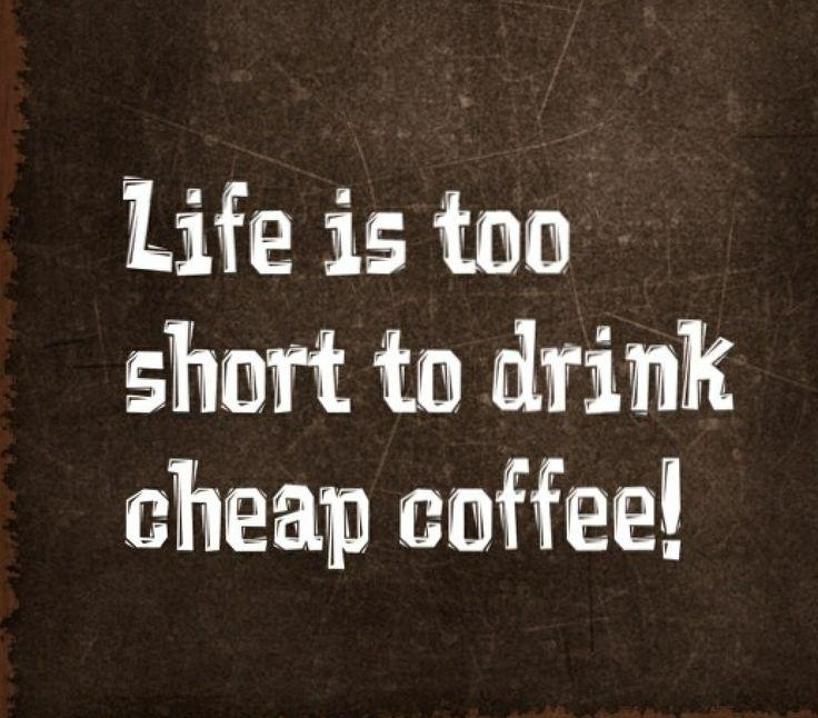 Love Community Coffee! ❤
