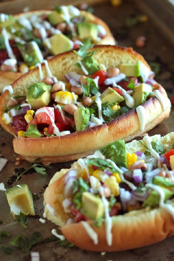 Tex-Mex Hot Dogs- 16 Outstanding Hot Dog Recipes | GleamItUp