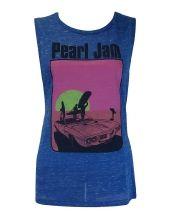 Pearl Jam San Diego Womens Tank T-Shirt