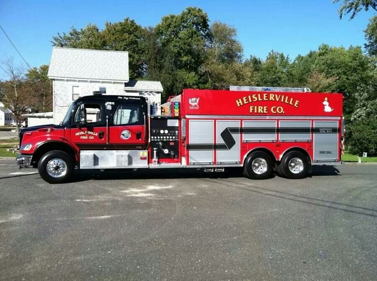 Freightliner Trucks For Sale >> Super Tanker | Firefighting-Apparatus | Pinterest | Fire trucks, Fire apparatus and Ambulance