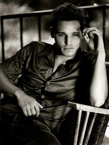 Justin Chambers. Alex on Grey's Anatomy.