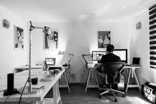 sasikat: Perencanaan warna ruang kantor untuk efisiensi ker...