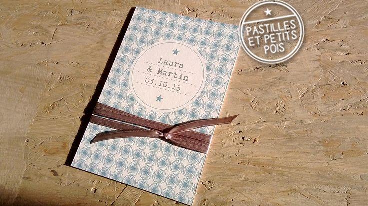 1000 images about faire part mariage pastilles et petits pois on pinterest belle livres and. Black Bedroom Furniture Sets. Home Design Ideas