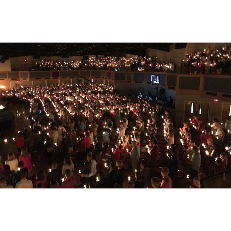***2016 Christmas Eve Service at Seacoast Church, Charleston, SC