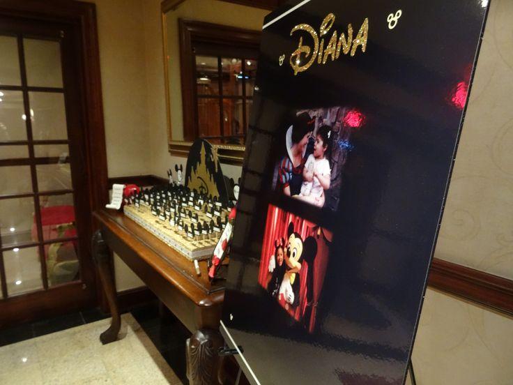 Disney Sweet 16 Welcome Table In 2019 Disney Sweet 16