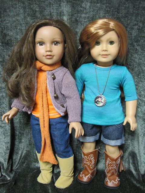 Never Grow Up: A Mom's Guide to Dolls and More!: Journey Girls Doll Review (and size comparison)