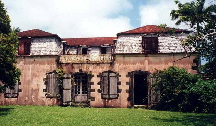 In situ n maisons de ma tre et habitations coloniales dans les anciens t - Toulousaine d habitation ...