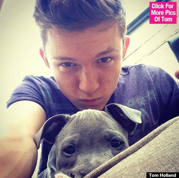 Omg seriously he's so cute ❤️