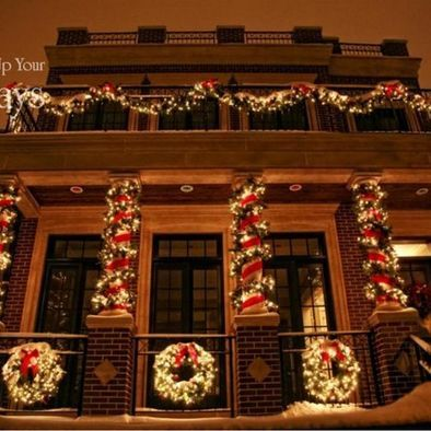 christmas exterior lighting ideas. exterior christmas lights design pictures remodel decor and ideas page 2 lighting