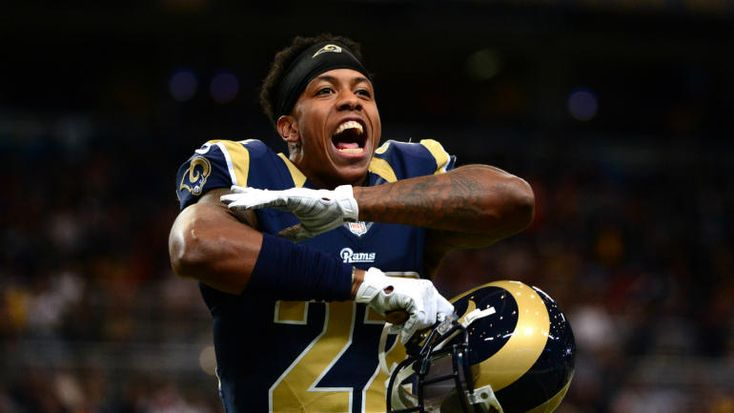 Raiders, 49ers are both reportedly set to go after Trumaine Johnson in free agency