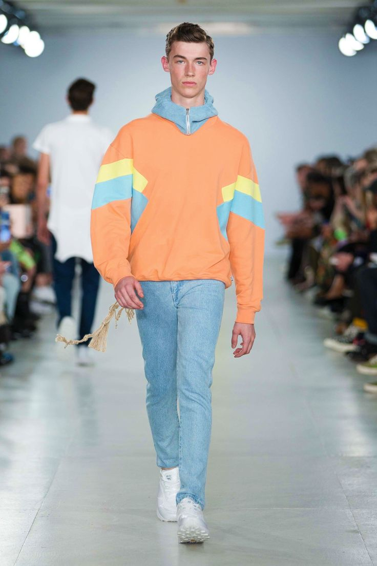 christopher shannon ss17 - realness