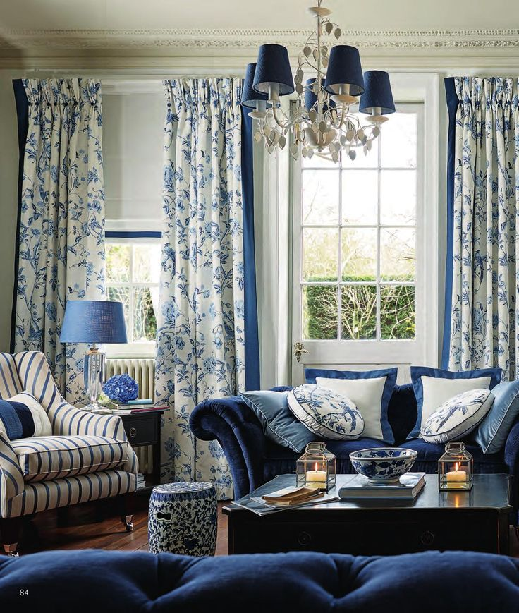 Curtains Home Interior: Laura Ashley Spring/Summer 2016 Catalog In 2019