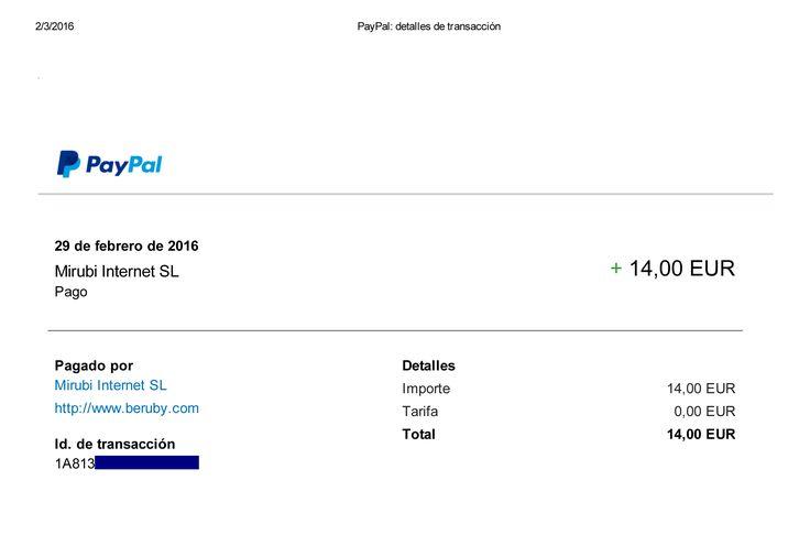 Y como premio por año bisiesto... ¡el cashback de Beruby! Si vais a comprar algo por internet y queréis llevaros 5€ extra... podéis apuntaros (hasta junio 2016): http://es.beruby.com/promocode/uiLvH3