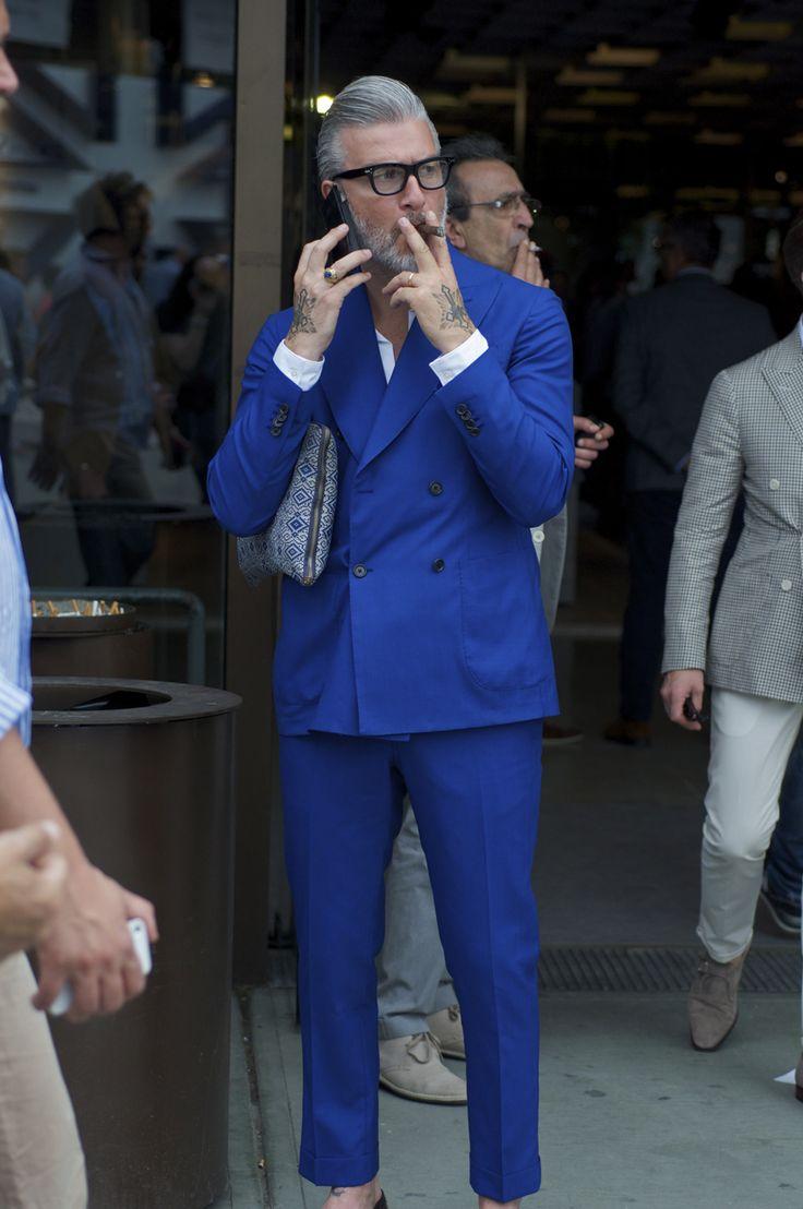 Pitti Uomo 862014 - Mr.Domenico Gianfrate in Florence, Italy - Photo byGloria Yang
