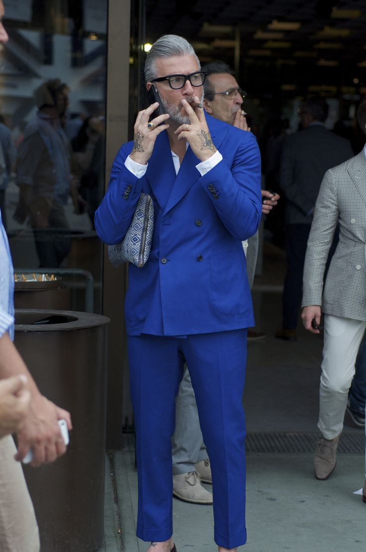 Pitti Uomo 86 2014 - Mr.Domenico Gianfrate in Florence, Italy - Photo by Gloria Yang