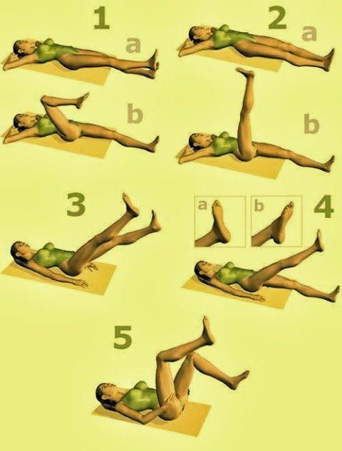 Los mejores ejercicios para las varices y piernas cansadas son andar, la marcha, subir escaleras, el yoga y la natación. Ejercicios para piernas cansadas