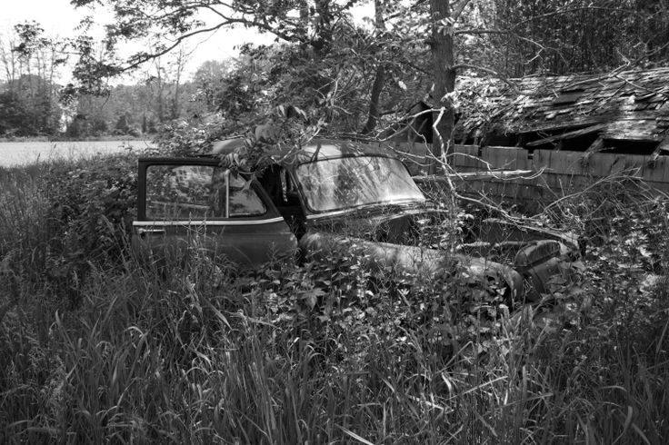 Abandoned by BourgeoisPhoto on Etsy, $10.00