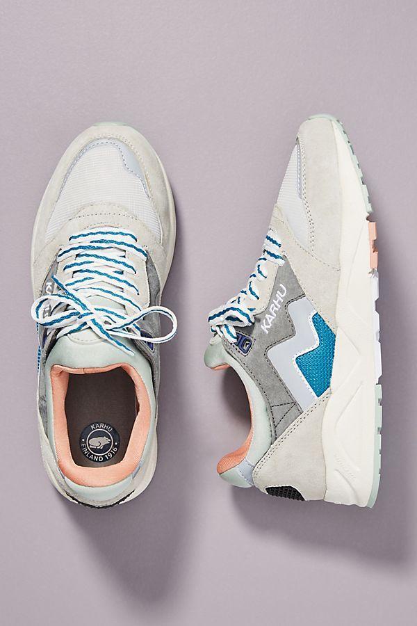 Karhu Lunar Rock Colorblocked Sneakers