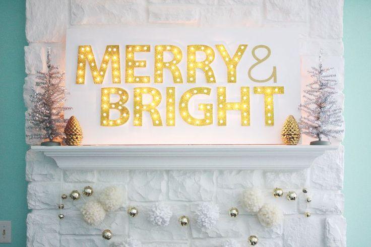In december kunnen de creatievelingen onder ons weer pronken met hun diy projecten. Roomed zet deze maand de leukste kerst diy 's op een rijtje!