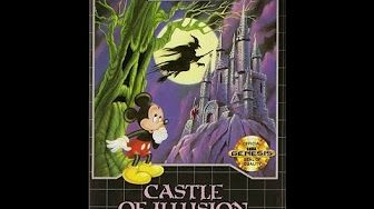 Castle of Illusion - Starring Mickey Mouse (Megadrive) - No Damage Boss Run - YouTube
